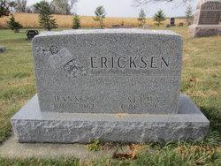 Selma <i>Nelson</i> Ericksen