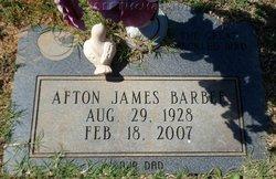 Afton James Barbee