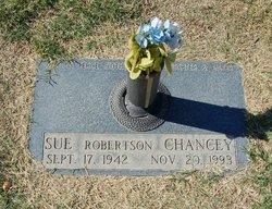 Gwenell Sue <i>Robertson</i> Chancey
