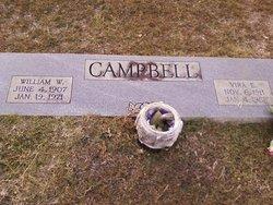 Vira E. <i>Lee</i> Campbell