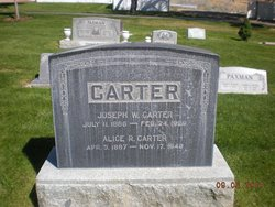 Joseph William Carter