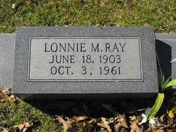 Lonnie Mack Ray