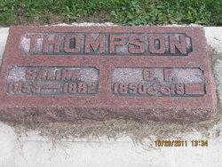 Salina Emily Jane <i>Porter</i> Thompson