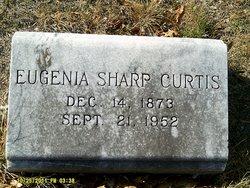 Eugenia <i>Sharp</i> Curtis