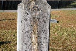 Annie Sims <i>Holder</i> Bufkin