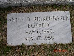 Annie Lou <i>Bryant</i> Bozard