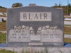 Lila Mae <i>Tannery</i> Blair
