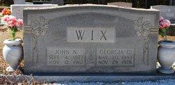 John Newton Wix