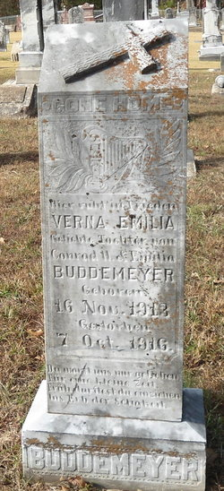 Verna Emelia Buddemeyer