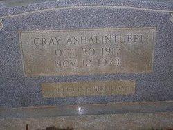 Cray Ashalintubbi