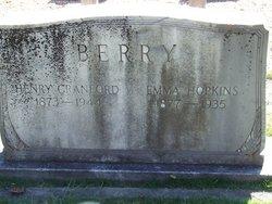 Emma Carylon <i>Hopkins</i> Berry