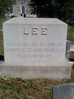 William Dallam Lee