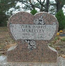 Zera <i>Harris</i> McKelvey