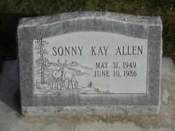 Sonny Kay Allen
