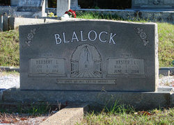 Herbert Leon Blalock