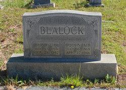 Arminda <i>Gray</i> Blalock