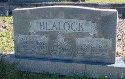 James Henry Jim Blalock