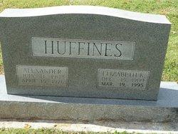 Alexander Huffines