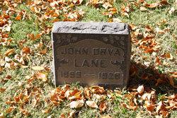 John Orva Lane