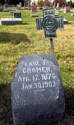 Erland J Earl Cromer
