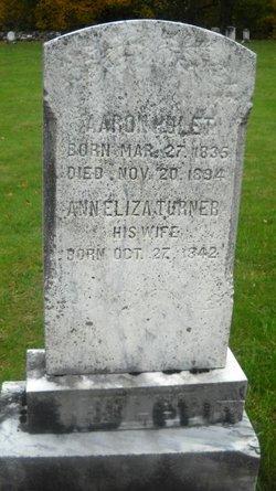 Ann Eliza <i>Turner</i> Hulet