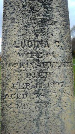 Lucina C <i>Sampson</i> Hulet