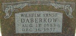 Wilhelm Ernst Daberkow