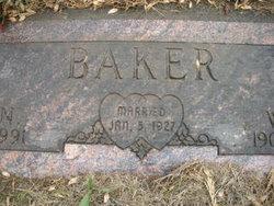 Violet <i>Harrell</i> Baker