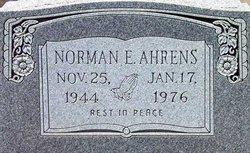 Norman Edmund Ahrens