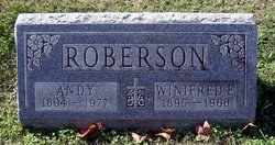 Winifred Ellen <i>Ryan</i> Roberson