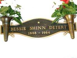 Bessie Adeline <i>Shinn</i> Detert