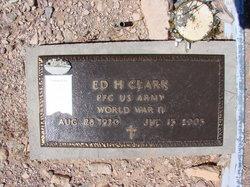 Ed H Clark