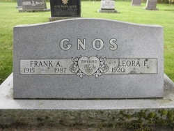 Leora Frances <i>Brown</i> Gnos