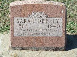 Sarah Oberly
