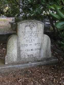 Margaret <i>Gardner</i> Riley
