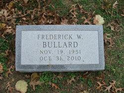 Frederick W Bullard
