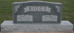 Edna F Biggs
