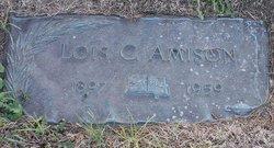 Lois C Amison