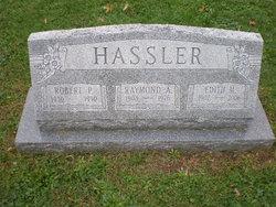Edith M. <i>Rothrock</i> Hassler