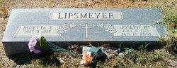 Joseph H. Lipsmeyer