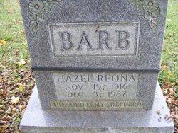 Hazel Reona Barb