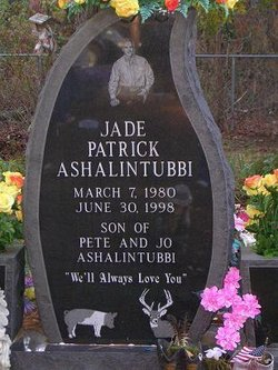 Jade Patrick Ashalintubbi