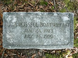 Lieut Andrew Russell Russ Boatwright