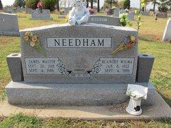 Blanche Wilma Needham
