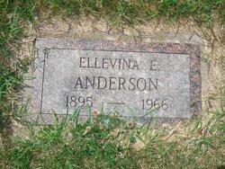 Ellevina Elin <i>Guttormson</i> Anderson