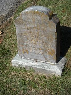Jessie F. Allison