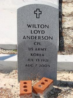 Wilton Loyd Anderson