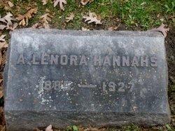 A Lenora Hannahs