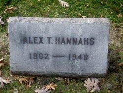 Alex T Hannahs