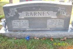 Lillie Katherine <i>Suttles</i> Barnes